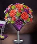 Shocktail Martini