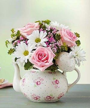 Timeless Teapot