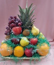 Delectable Fruit Basket