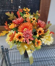 Fall Silk flowers