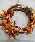 Autumn Berries Wreath
