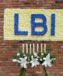 LBI Beach Sign