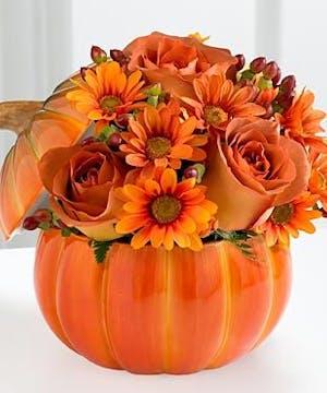 Pick a peck of pumpkins...