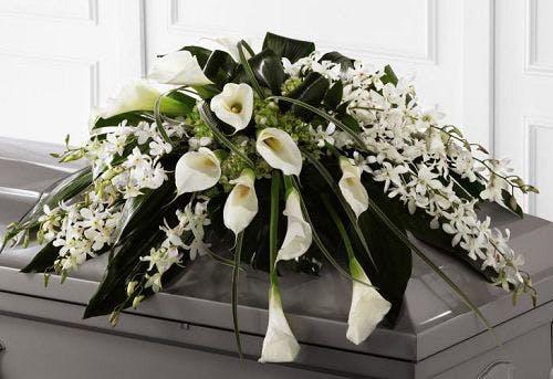Heavenly Spirit In Loving Memory River Dell Flowers