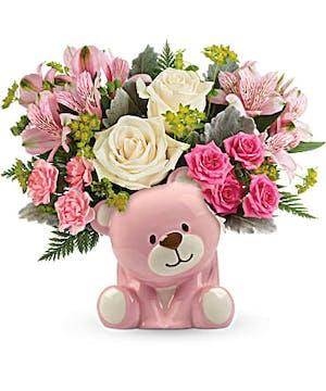 Precious Pink Bear