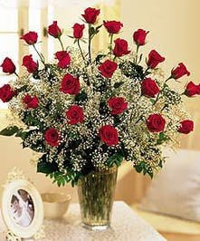 Beautiful Hand Picked Red Roses!