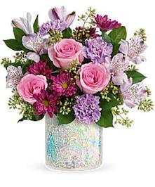 Shine In Style Vase