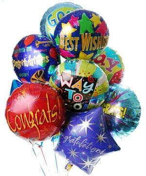 Congratulation Mylar 2
