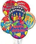 Birthday Mylars
