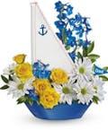 Captain Carefree Bouquet