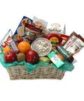 Gourmet & Fruit Basket