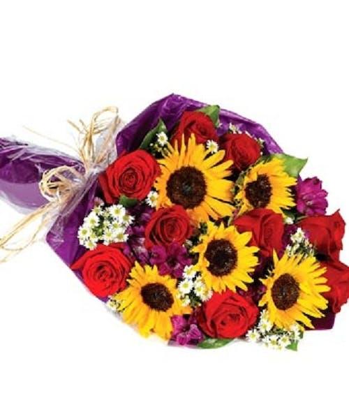 Sunshine & Love Bouquet