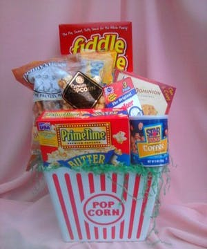 Snacks for your night at the movies...