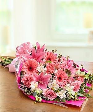 Presentation bouquet