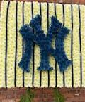NY Yankee's Pinstripes